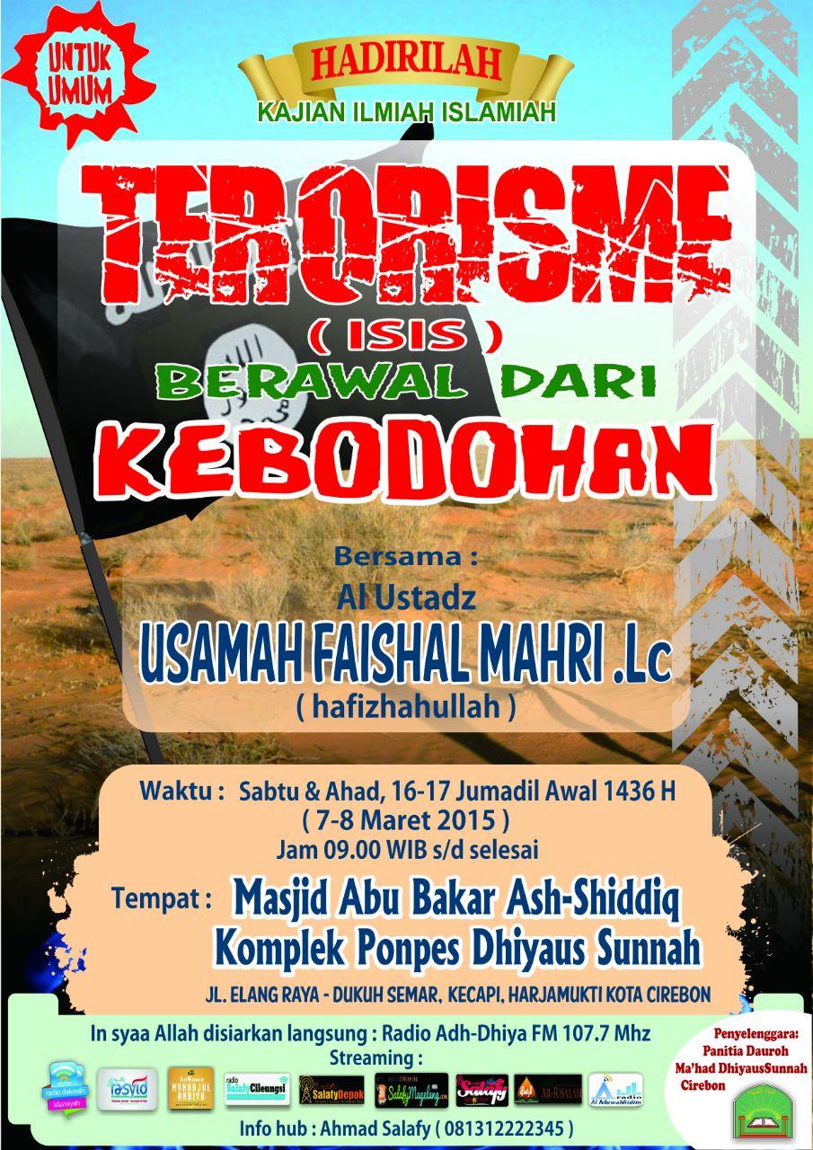 Dauroh Cirebon ttg ISIS